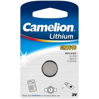 Meer informatie over Camelion Lithium CR1616