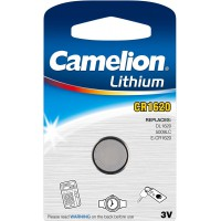 Meer informatie over Camelion Lithium CR1620