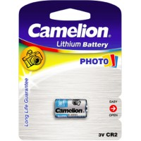 Meer informatie over Camelion Lithium CR2