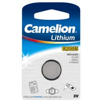 Meer informatie over Camelion Lithium CR2025