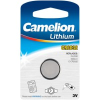 Meer informatie over Camelion Lithium CR2032