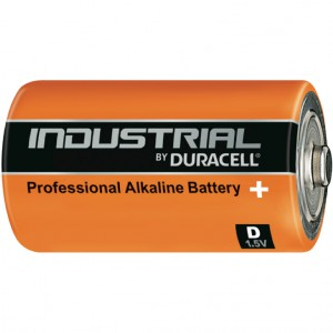 Duracell Industrial LR20 (D-cell)