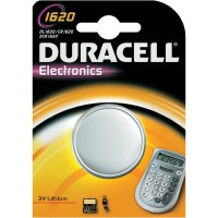 Meer informatie over Duracell Lithium CR1620