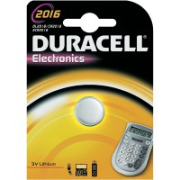 Meer informatie over Duracell Lithium CR2016