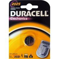 Meer informatie over Duracell Lithium CR2025