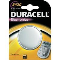 Meer informatie over Duracell Lithium CR2430