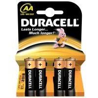 Meer informatie over Duracell LR06 (AA) - 4 stuks