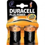 Duracell LR20 (D-cell) Plus Power - 2 stuks