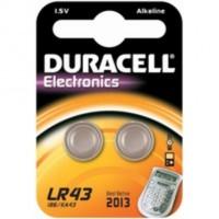 Meer informatie over Duracell LR43 - 2 stuks