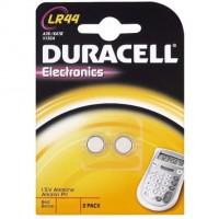 Meer informatie over Duracell LR44 - 2 stuks