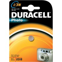 Meer informatie over Duracell Photo Lithium 1/3N