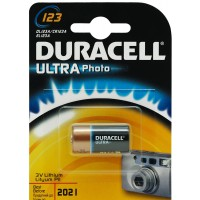 Meer informatie over Duracell Ultra Photo Lithium 123
