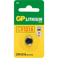 Meer informatie over GP Lithium CR1216