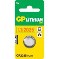 Meer informatie over GP Lithium CR2025