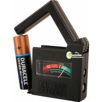 Meer informatie over Mini batterijtester BT1