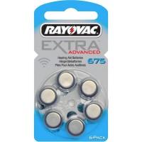Meer informatie over Rayovac 675 Extra Advanced (kwikvrij) - 6 stuks