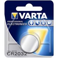 Meer informatie over Varta Lithium CR2032