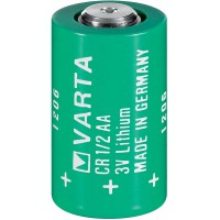 Meer informatie over Varta lithium CR 1/2AA 3V 950 mAh