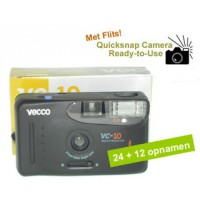 Meer informatie over Ready-2-use camera + flitser